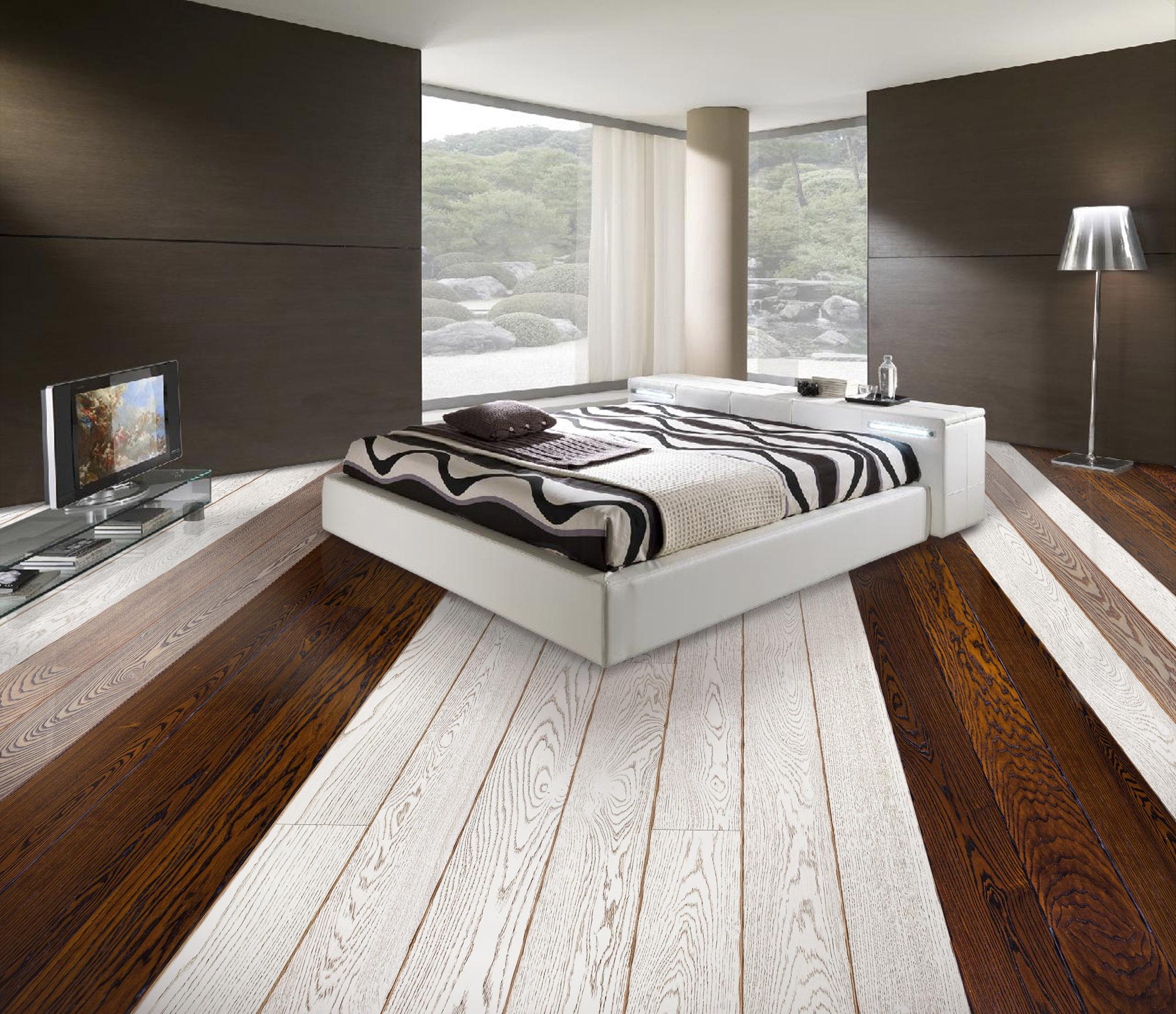 Culoarea parchetului este un detaliu de care trebuie să țineți cont când vă decorați locuința. Cum alegi culoarea parchetului