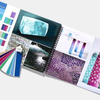 Pantone a anuntat paleta de culori pentru anul 2018 in designul interior: nuante indraznete si vibrante