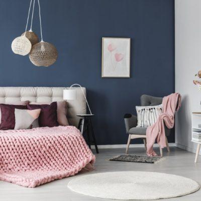 Dormitor în culori pastel - un design interior pe care îl poți avea în casa ta de vis - imagini superbe