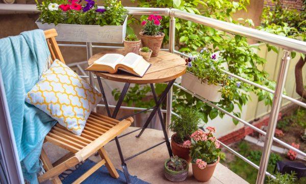 Cele mai bune idei de amenajare a balconului