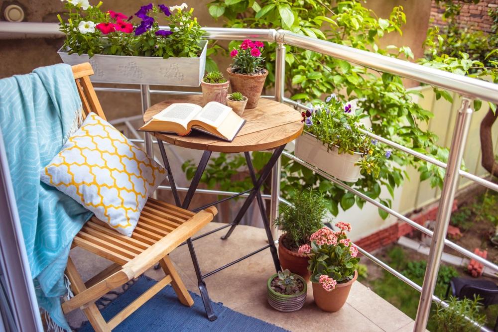 Idei amenajare balcon - sfaturi utile de la designerii de interior