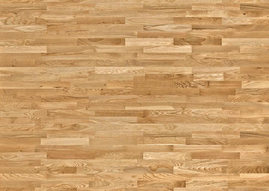 Parchet din lemn Salsa Oak Rustic prezintă variații mari de culoare și structură