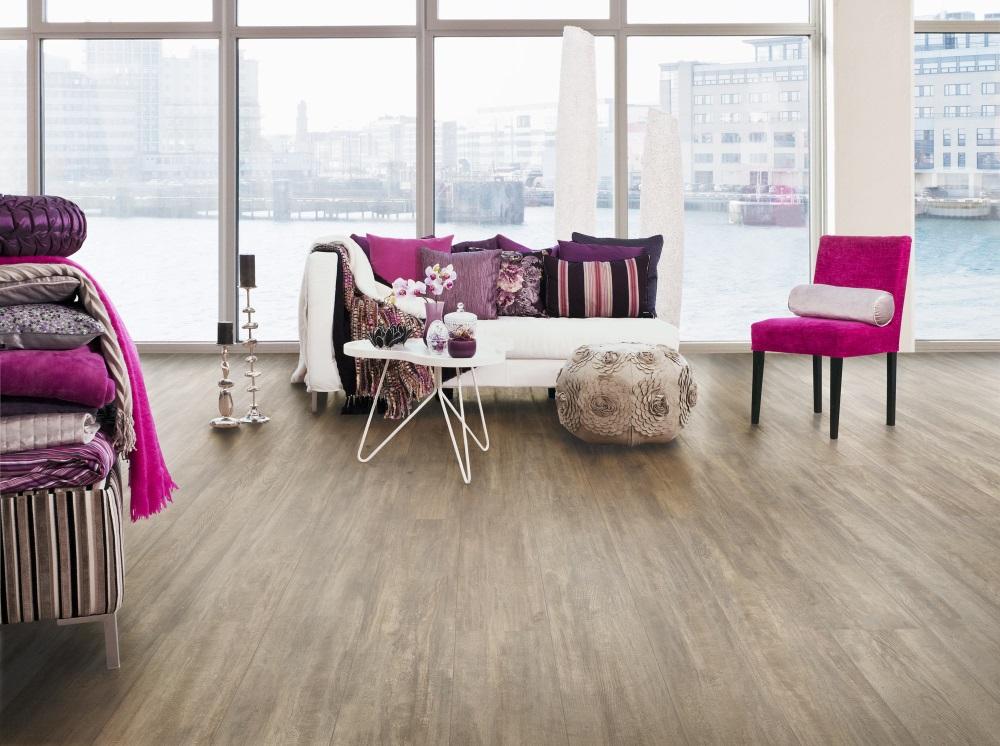 Perne în nunanțe de mov - culorile anului 2019 în designul interior