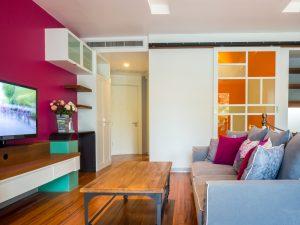 mobilier pentru un living modern