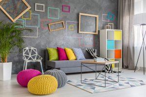decoratiuni pentru un living modern