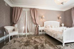 stilul vintage pentru dormitor
