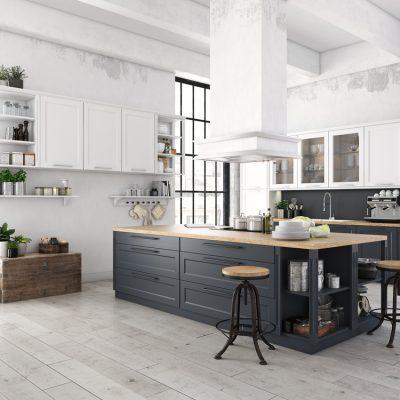 Amenajarea bucătăriei - recomandări și idei practice